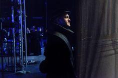 Un corista del I atto della Tosca all'Opening Gala © Copyright Simone Donati / TerraProject / Contrasto