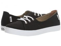Vans Palisades SF (Black) Women's Slip on  Shoes