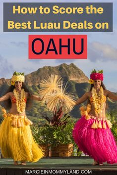 How to Score the Best Luau Deals on Oahu for your Hawaiian Vacation - Hawaii Vacation Tips, Hawaii Travel Guide, Maui Travel, Travel Info, Travel Destinations, Vacation Deals, Croatia Travel, Nightlife Travel, Usa Travel