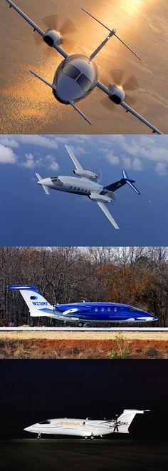 Piaggio Aero P180 Avanti II