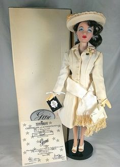 Ashton Drake Gene Doll White Hyacinth in Box with COA | eBay I have this Gene signed by Mel Odom. Love it.
