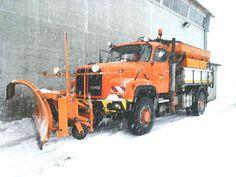 ▐ SAURER D 290 B •2♥19-12-2020• Vintage Trucks, Old Trucks, Snow Removal Equipment, Heavy Duty Trucks, Snow Plow, Classic Trucks, Cars And Motorcycles, Tractors, Transportation