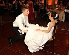 Such a cute picture of bride, in her Angela Nuran shoes, and her groom!
