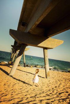 #beach #badalona #pontdelpetroli #summer