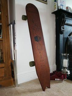 Longboard Decks, Longboards, Skateboard, Homemade, Beauty, Skateboarding, Skate Board, Hand Made, Skateboards