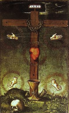 #dutch #painting or print?? Master of the Lengend of Mary : The Five Wounds of Christ, active from about 1483 to around 1527