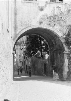 Alfama, Lisboa | Fotografia sem data. Produzida durante a ac… | Flickr