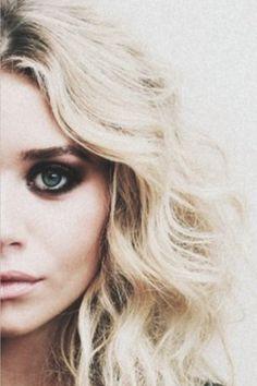 Olsen beauty - French bohemian smoky eye