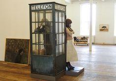Kunstkonserveringen: Telefonboksen af Kurt Trampedach