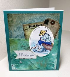 - Missing You by AnniePanda - Cards and Paper Crafts at Splitcoaststampers Monthly Themes, Girls Gallery, Girl Blog, Gumball, Petunias, Miss You, Tissue Paper, Homemade Cards, Colored Pencils
