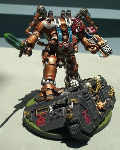 Image result for nemesis dreadknight pose