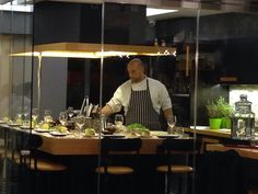 At the Chef's Table - Cookery Club in Athens, Greece 'Mathimata Mageirikis'