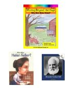 Moving Beyond the Page Who Was Helen Keller? lit unit