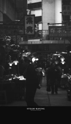 Old Market of Wanchai