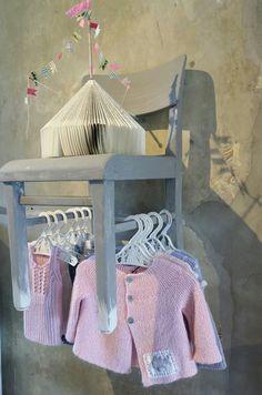 Entzückender Babystrick aus Seide / Merino.....gibt es bei uns im Laden!
