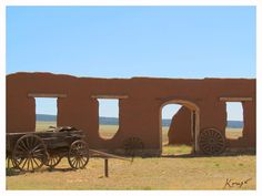 Fort Union...New Mexico