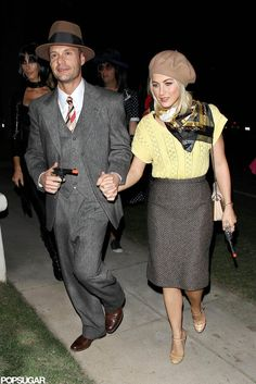 bonnie and clyde (couple costume)