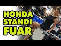 Honda Motosiklet Standı - 2018 Moto Bike Expo ve Fiyatlar