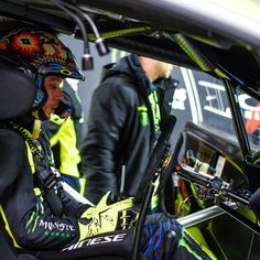 "117.6k Likes, 433 Comments - @valeyellow46 on Instagram: ""Waiting for the Monza Rally Show 2017  @camilss"""