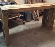 """This bar table was made to seat 3 people and is 48"""" high and 72"""" long. This can be customized to fit your needs. This item has been sealed. **For shipping inf"""