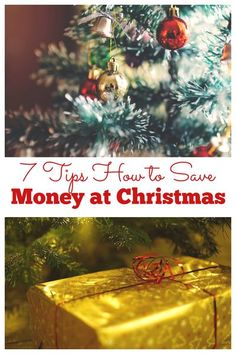 The holidays are coming up quickly, so here are 7 tips how to save money at Christmas. These tips have helped our family so we aren't paying off Christmas items after the holidays. If you start now, you can save money to help pay for Christmas. // Save money for Christmas // Save money for Christmas holidays // How to save for Christmas // Saving for Christmas // Inexpensive Christmas Gifts, Frugal Christmas, Christmas Items, Christmas Holidays, Christmas Bulbs, Living On A Budget, Frugal Living, Setting Up A Budget, Money Now