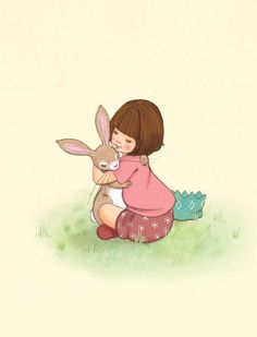Bunny   so sweet