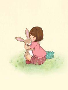 Bunny   so sweet