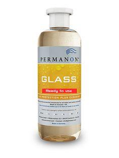 GLASS Optimum - Nano Glas Versiegelung für Wintergarten & Fenster Ready to USE