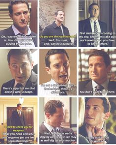 Captain Renard sass