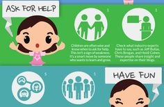 Did You Learn These Social Media Lessons In Kindergarten? [Infographic] #socialmedia2014 #infographics #marketing2014  Click on the image to see the full infographic.