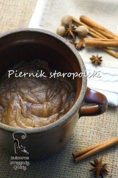 Polish Recipes, Polish Food, My Favorite Food, Favorite Recipes, Cooking Recipes, Healthy Recipes, I Foods, Baked Goods, Cake Recipes