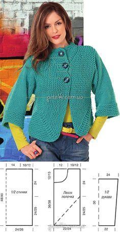 Quick Sweater Knitting Patterns- In The Loop Knitting - - Diy Crafts - knittingo Crochet Vest Pattern, Cardigan Pattern, Jacket Pattern, Free Chunky Knitting Patterns, Sweater Knitting Patterns, Knit Fashion, Sweater Fashion, Fall Knitting, Black Crochet Dress