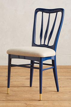 Lacquered Haverhill Dining Chair - anthropologie.com