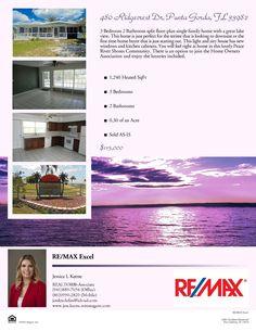 Punta Gorda, FL Home for sale!