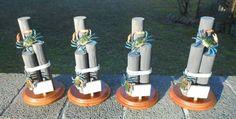 centerpieces for nautical wedding