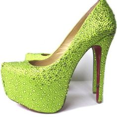 Christian Louboutin Daffodile 160 Pumps Light green [CL201231] - $119.00 : Designershoes-shopping, World collection of Top Designer high heel UP TO 90% OFF!