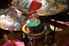 Treats from a Alice in Wonderland Party #aliceinwonderland #treats