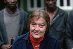Verhaltensforscherin  Dian Fossey : 18 Jahre lang erkundete die Amerikanerin in...