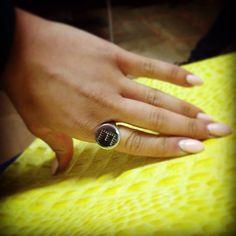 Designer Carà Bijoux, sigillo personalizzato .  Argento, Oro l'unione di stile e preziosità ... Élite Maison & Objet