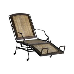Antique vintage chaise longues on pinterest chaise for Chaise longue frame