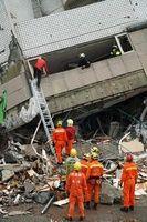 【写真特集】台湾東部地震