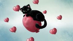 gatos desenho tumblr - Pesquisa Google