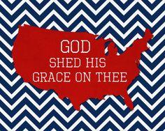 A Pocket full of LDS prints: 4th of July Patriotic Print Freebie www.MormonLink.com #LDS #Mormon #SpreadtheGospel