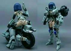 埋め込み 3d Figures, Custom Action Figures, Soldado Universal, Acton Figure, Sf Movies, Robotech Macross, Frame Arms Girl, Gundam Custom Build, Sci Fi Models