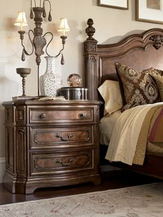 Nightstand From The Casa Vita Collection By Drexel Heritage Http