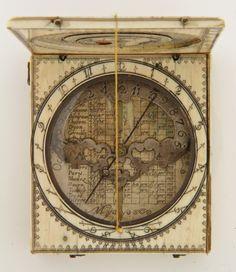 French sundial 1660
