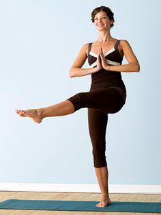 Beat Stress, Weigh Less: Calorie-Burning #Yoga Workout