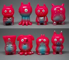 消しゴム / ソフビ / 樹脂玩具 Your daily source for the latest in sofubi, keshi and resin...
