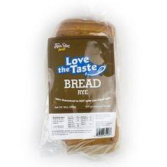 ThinSlim Foods Love-the-Taste Bread Rye
