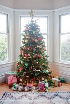 Already know where the christmas tree will go